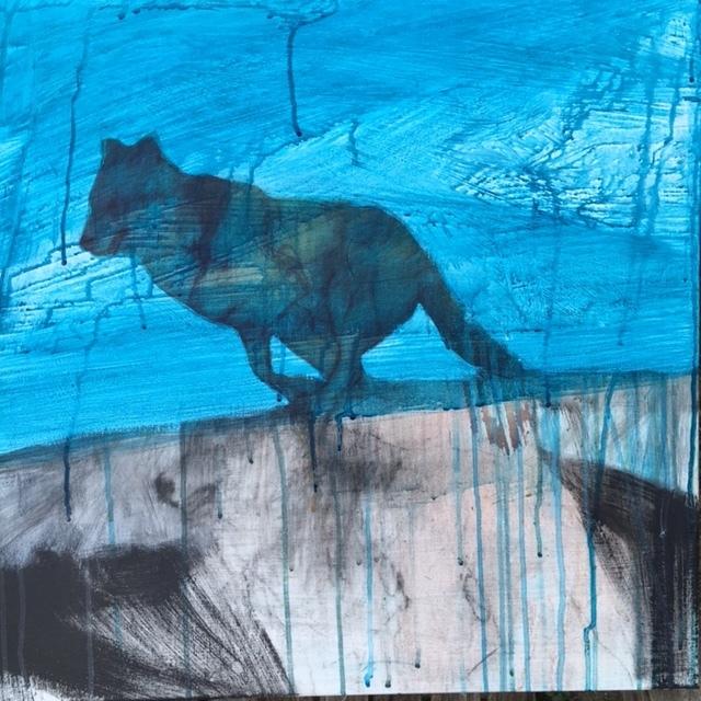 , 'Day Wolf,' 2016, Diehl Gallery