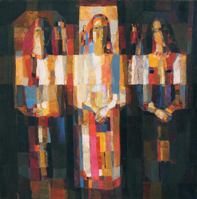 , 'Harmony,' 1995, Paul Scott Gallery & galleryrussia.com