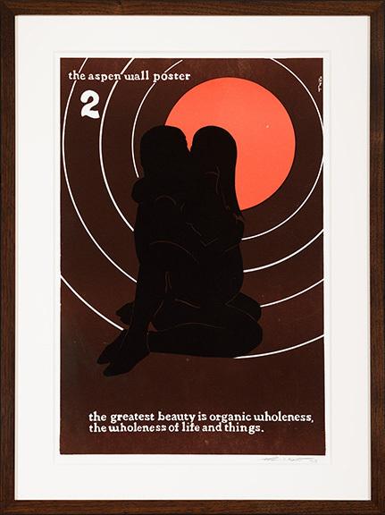 , 'Aspen Wallposter #2 ,' 1970, Gonzo Gallery