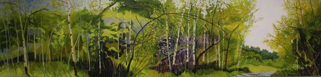 Tom Gale, 'Near Government House Park', 22500, The Front Gallery