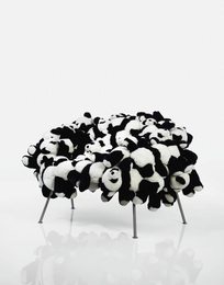"Humberto and Fernando Campana, '""Panda Banquete"" Chair,' 2007, Sotheby's: Important Design"