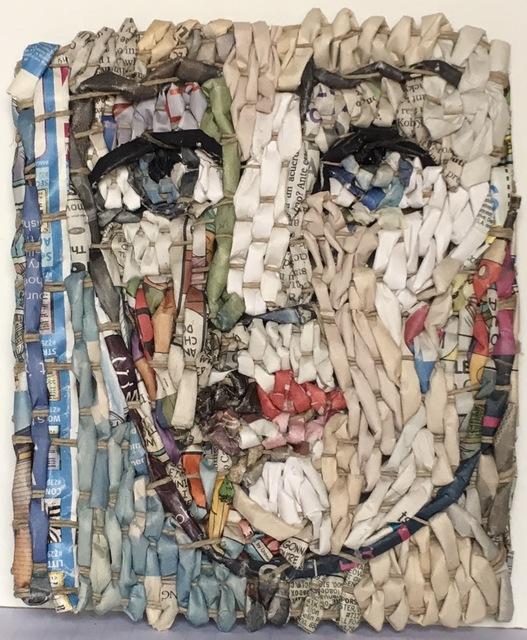 , 'Female Head/Ritratto #13,' 2018, Tansey Contemporary