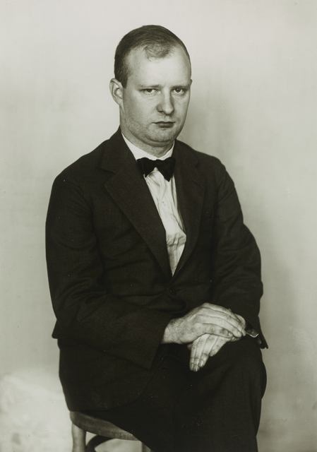, 'The Composer [Paul Hindemith],' ca. 1925, Galerie Julian Sander