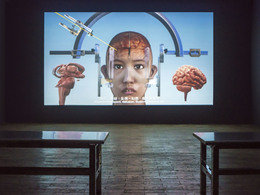 , 'LuYang Delusional Mandala,' 2015, M WOODS