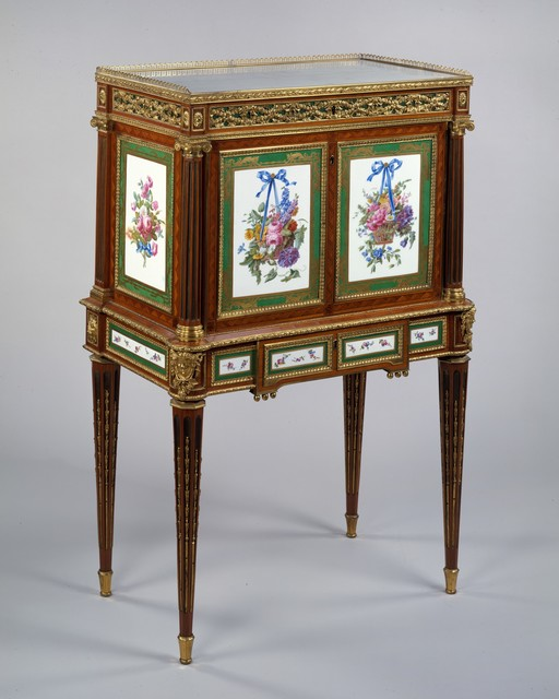 Vincennes Manufactory, 'Secretary', ca. 1781–1785, The Metropolitan Museum of Art