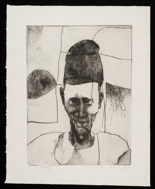 , 'Gbago,' 1966, Smithsonian American Art Museum