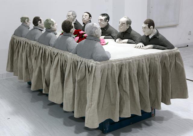 , 'Compromise failed ,' 2018, Leo Gallery