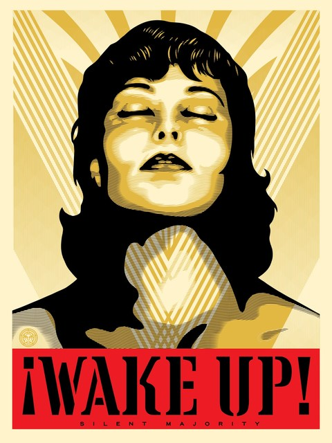 , 'Wake Up! (Cream),' 2017, RUDOLF BUDJA GALLERY