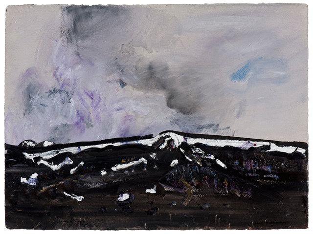 , 'Storm Cloud, Kosciusko I,' 1975, Olsen Irwin