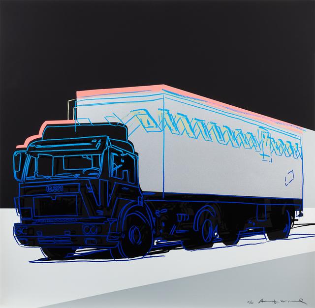 Andy Warhol, 'Truck', 1985, Hindman