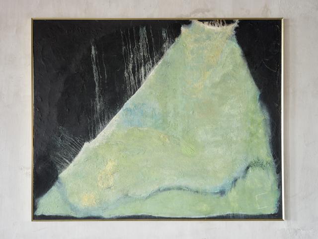 , 'Sitting on (Black 100),' 1976, Simon Lee Gallery