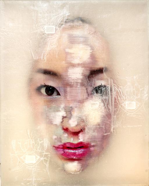 """, 'Untitled, """"Surfaces"""" series,' 2010, N2 Galería"""