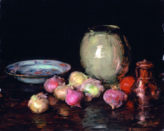 , 'Just Onions,' 1912, Phillips Collection