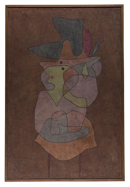 , 'Dame Démon,' 1935, Centre Pompidou