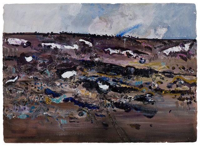 Fred Williams, 'Perisher Valley', 1975,  Olsen Irwin
