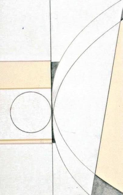 , 'Sprung Circle - Relief,' 1989, Waterhouse & Dodd