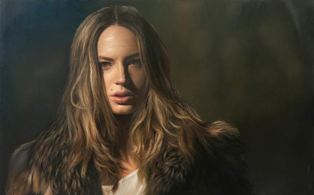 , 'Untitled; Zuzanna,' 2019, Pontone Gallery