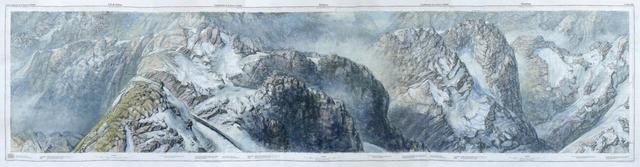 , 'Col de Balme Orsiere Chanrion,' 2016, John Martin Gallery
