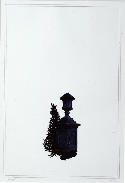 , 'Tivoli (Park),' 1991, Mario Mauroner Contemporary Art Salzburg-Vienna