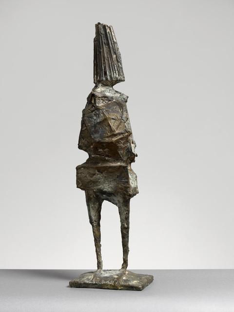 , 'Paper Hat,' 1959, Osborne Samuel