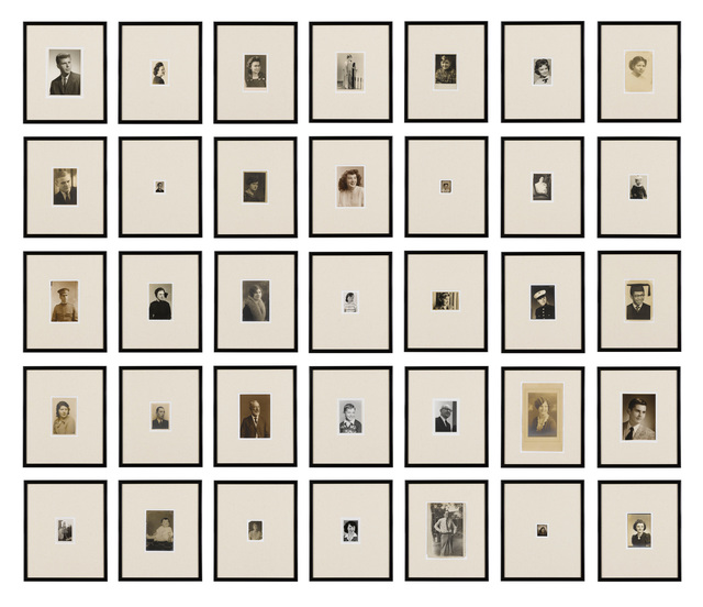 , 'Looking to the left,' 2007, Galleri Nicolai Wallner