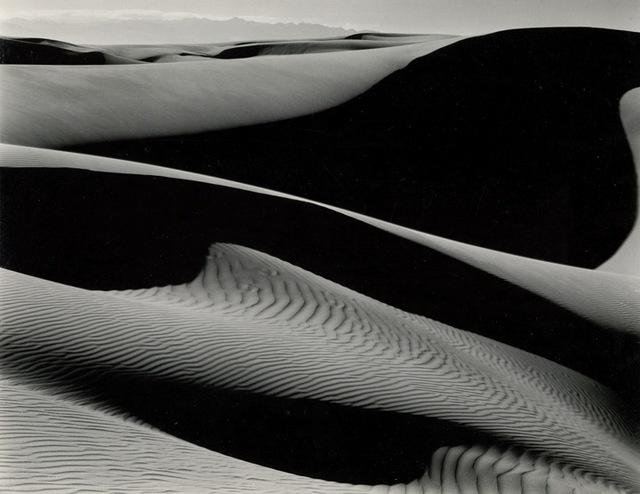 , 'Dunes, Oceano, California,' 1936, Bruce Silverstein Gallery