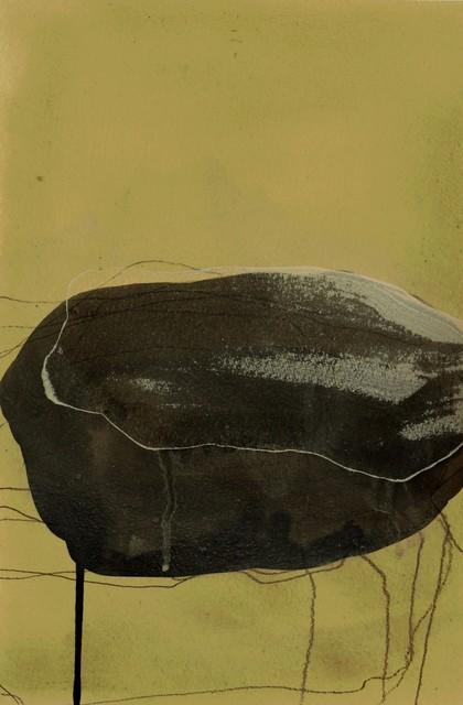 Sara Dudman RWA, 'Fallen Rock 3 (Cowbar) Sketch 2', 2016, Joanna Bryant & Julian Page
