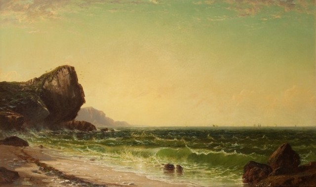 , 'Newport Coast,' , Questroyal Fine Art