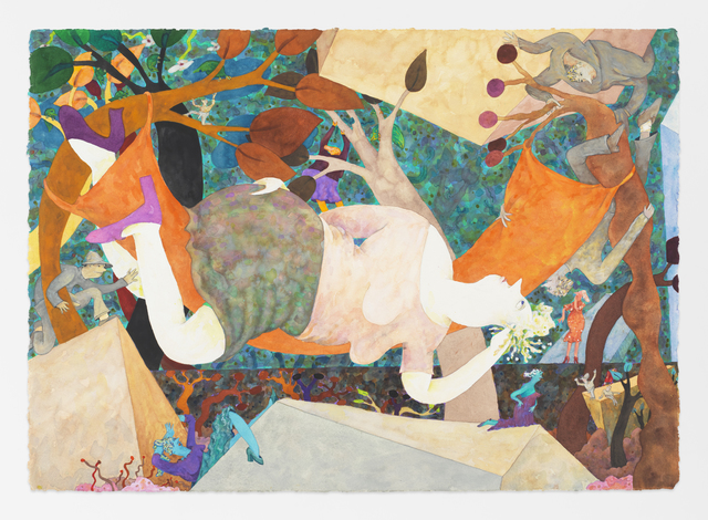 , 'Hammocked,' 2013, Hales Gallery