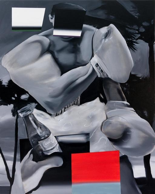 , 'Ali Western,' 2019, SOL Art Gallery