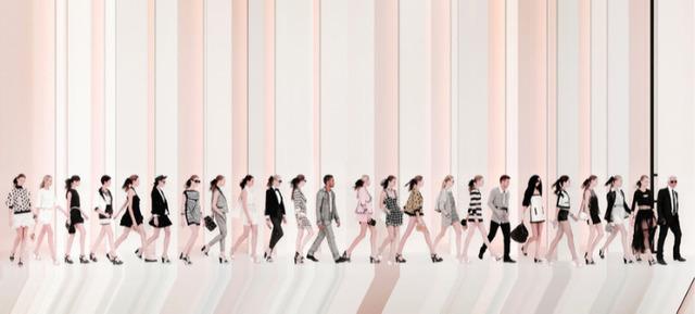 , 'CHANEL Walk the line,' , Kate Vass Galerie
