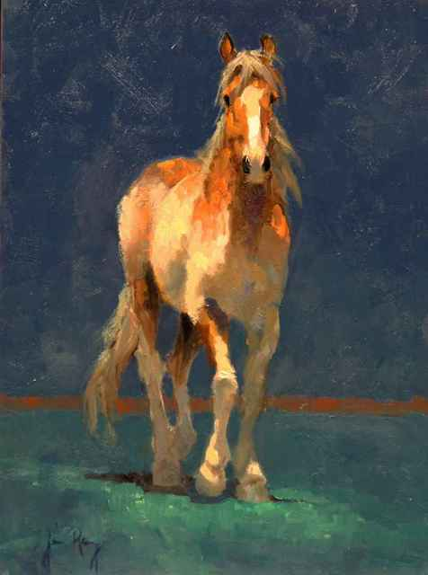 , 'Paint Filly,' , Sorrel Sky Gallery