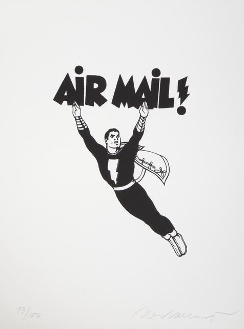 Mel Ramos, 'Air Mail', 2000, Julien's Auctions