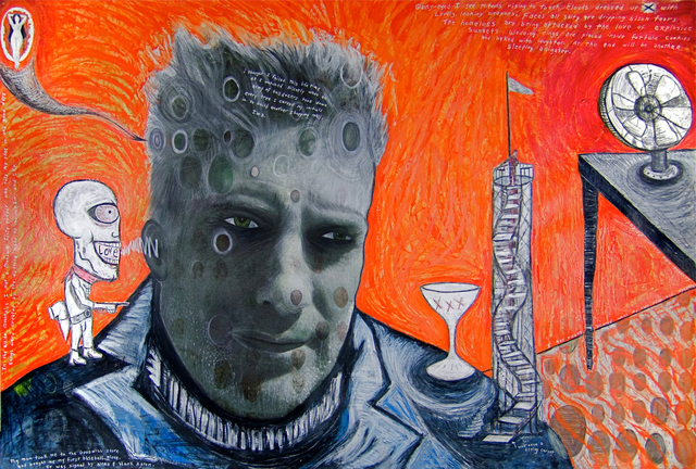 , 'Acid Orange,' 2014, Clark Gallery
