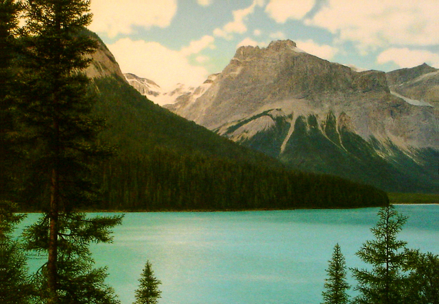 Michael French, 'The Emerald Lake', 2009, Painting, Oil and acrylic on panel, Kinsman Robinson Galleries