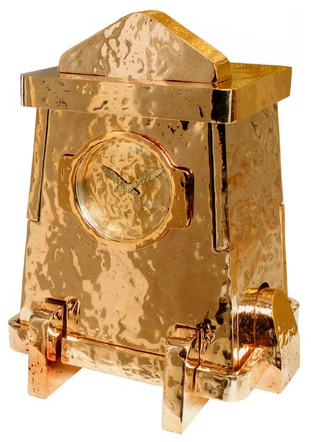 , 'Puzzle Clock,' 2001, Museum of Arts and Design
