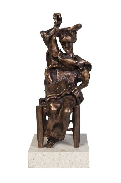 Salvador Dalí, 'Don Quixote Seated', 1972, Roseberys