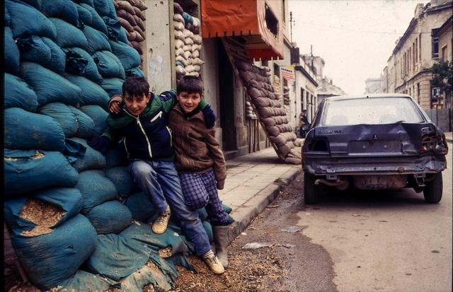 , 'Mostar during the Bosnian War,' 1993, Anastasia Photo
