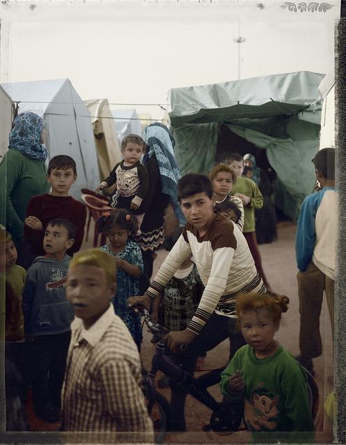 , 'Soliman's Tent 10,' 2014-2015, Hafez Gallery