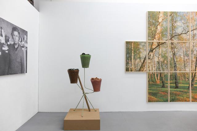 , 'Trash flower,' 2017, Osnova Gallery