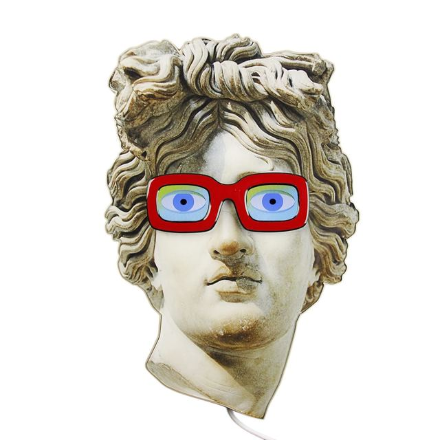 , 'Apollo with glasses,' 2015, Shaltai Editions