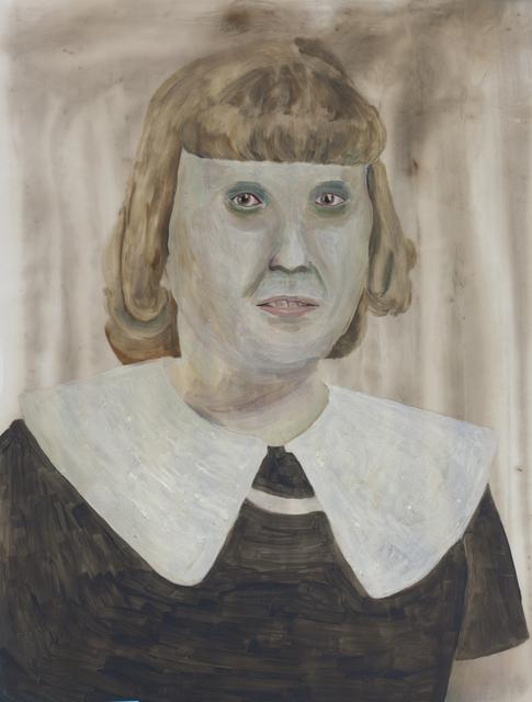 , 'Memory of I.L,' 2018, Galleri Magnus Karlsson