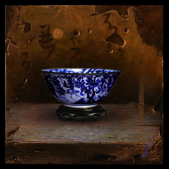 , 'The Gilded Moon,' 2014, Marcia Rafelman Fine Arts