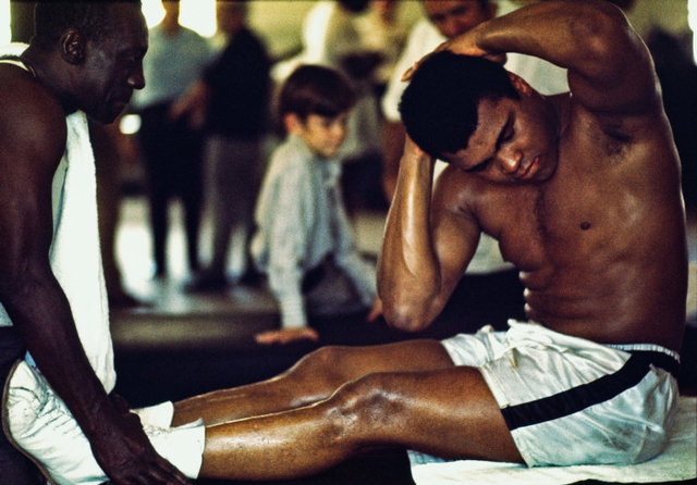 , 'USA. Miami, Florida. 1970. Muhammad ALI training at Chris Dundee's Fifth Street Gym in Miami Beach.,' 1970, Atlas Gallery