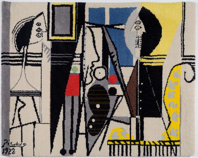 Pablo Picasso, 'LE PEINTRE ET SON MODÈLE', 1928, Christopher-Clark Fine Art