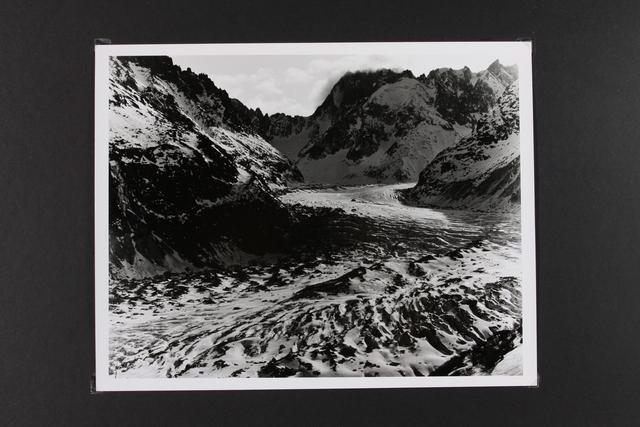 , 'Mont Blanc Chamony,' 1993, Gallery LVS