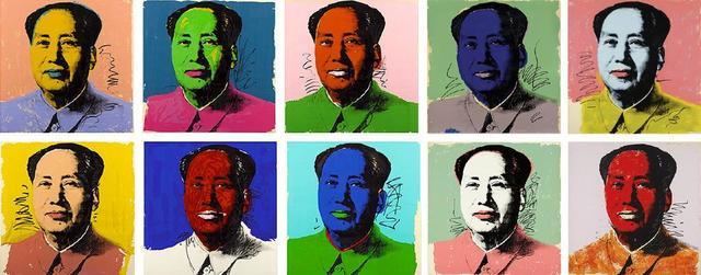 Andy Warhol, 'Mao (F. & S. II. 90-99)', 1972, David Benrimon Fine Art