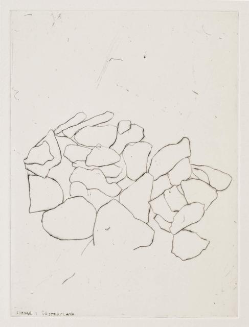 Andreas Eriksson, 'Stenar i Västerplana', 2016, Stephen Friedman Gallery