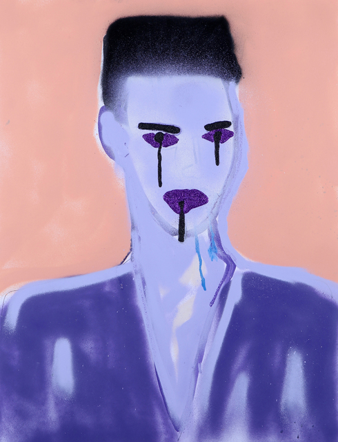 , 'Deco Face Grace,' 2017, Jenn Singer Gallery