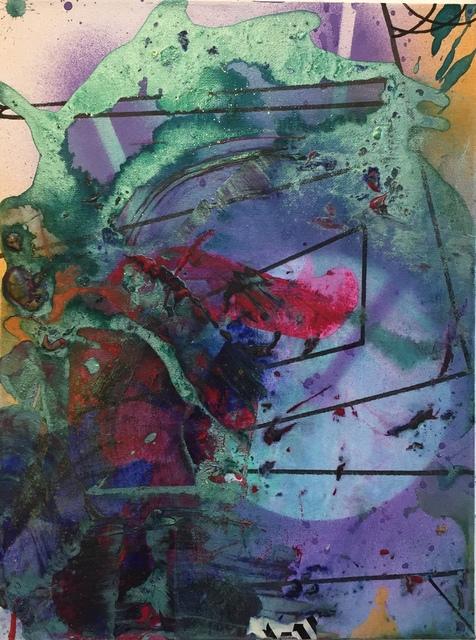 , 'Deep end 02,' 2019, Siger Gallery